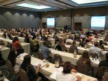 The Annual Conference once again returned to the Caribe Royale in Orlando, Florida, with nearly 200 attendees.